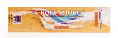 Holy Smokes Natural Line, Sandelholz